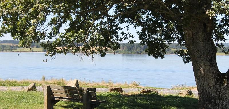 S jour en g tes ou chambres d 39 h tes au bord du lac de pareloup en aveyron - Chambre d hote en aveyron ...
