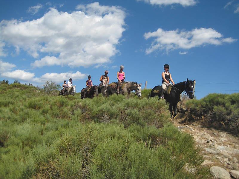 ado itinérance cheval