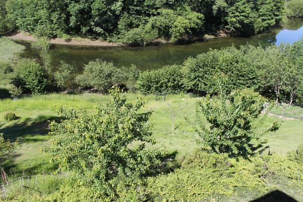 S jour en g te la maison du lac bord du lac saint - Maison de jardin avec toboggan saint etienne ...