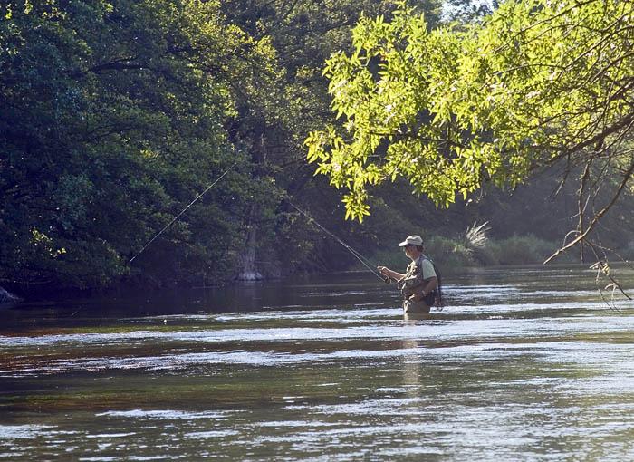 La pêche russe 2 labynkyr klevalka comme établir